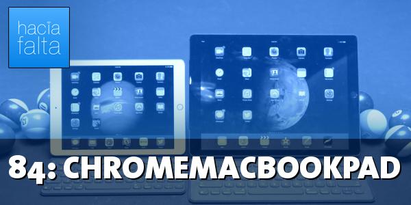 #84: CHROMEMACBOOKPAD