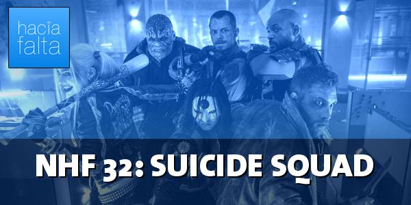 NHF 32: Suicide Squad