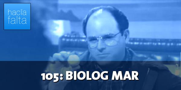 #105: Biolog Mar