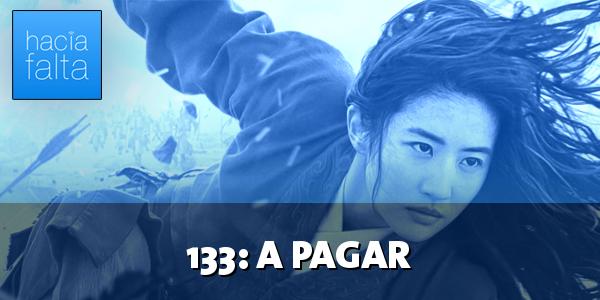 #133: A PAGAR